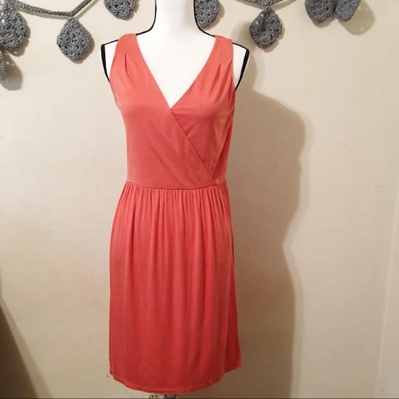 LOFT Dresses & Skirts - LOFT Rustic Orange Dress S